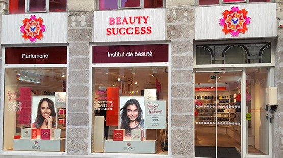 UNITOUCH sets foothold in French beauty care chain BEAUTY SUCCESS