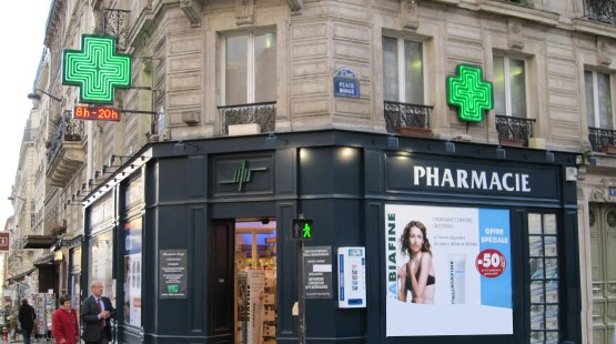 UNITOUCH is Now Available in Famous French Chain Drugstore