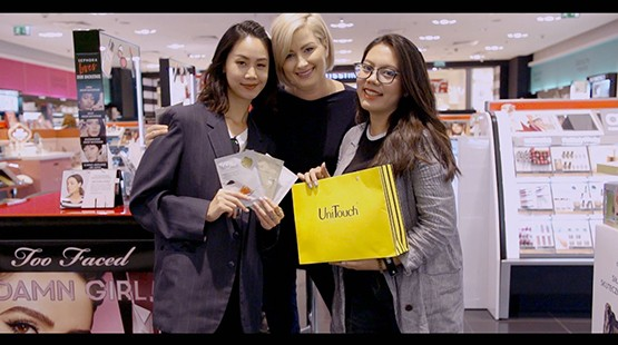 Unitouch in Sephora Poland