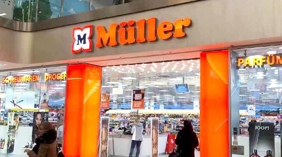 Unitech enters Müller, One of the Top Three Cosmetic Stores in Germany.